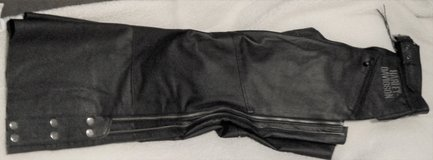 Mens Harley Davidson Chaps - Size Large in Leesville, Louisiana