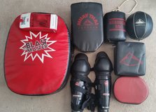 Assorted Martial Arts Training Equipment in Cherry Point, North Carolina