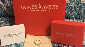 James Avery Smooth Ring with Loop in League City, Texas