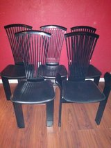 5 chairs in Spring, Texas