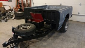 Truck bed Trailer in Springfield, Missouri