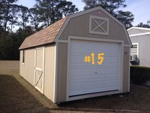 12x24 Lofted Garage Storage Building Shed Workshop RED TAG SPECIAL!! in Moody AFB, Georgia