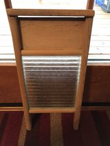 Glass Washboard in Quantico, Virginia