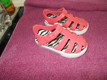 Infant Pink Sandals - Infant UK 4 in Lakenheath, UK