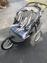 Baby Trend Expedition jogging stroller in Bartlett, Illinois
