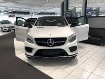 The New GLE43 AMG Coupe now in stock. in Ramstein, Germany