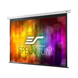 ELITE SCREENS SPECTRUM, 180-INCH DIAG 4:3, ELECTRIC MOTORIZED 4K READY DROP DOWN PROJECTOR SCREEN in Fort Knox, Kentucky