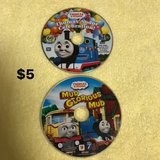 Thomas and Friends DVD in Okinawa, Japan