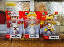 REDUCED SALE!! AMIIBO 3 Pack (SET New) in Okinawa, Japan