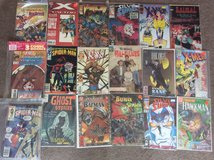Comic books in 29 Palms, California