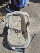 Carseat in Leesville, Louisiana