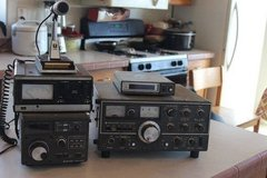 Ham Radio Equipment in Las Cruces, New Mexico
