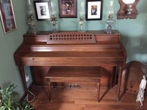 Whitney Spinet Piano in Bolingbrook, Illinois