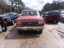 89 FORD F 150 4X4 in Cherry Point, North Carolina