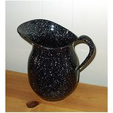 WWII US NAVY GRANITEWARE WATER PITCHER in Glendale Heights, Illinois