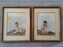 Set of 2 Framed Limited Edition Art Prints in Yucca Valley, California