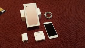 iPhone 7 rosegold 256gb like new! +Insurance!! in Ramstein, Germany