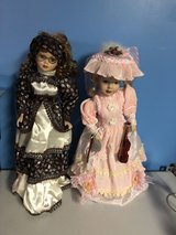 5 Porcelain Dolls in Fort Knox, Kentucky