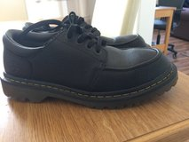 Dr Martens men black shoes in Grafenwoehr, GE