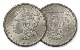 Morgan Silver Dollars in Leesville, Louisiana
