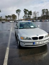 2002 Bmw 3.18i manual in Ramstein, Germany
