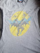 Ladies Batman t-shirt size small in Westmont, Illinois