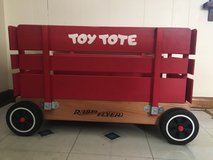 Radio Flyer Toy Box in Elgin, Illinois