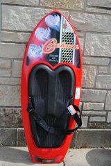CYCLONE KNEE BOARD in Aurora, Illinois