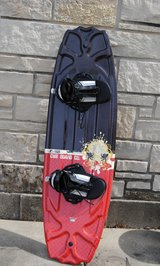 FAZE CWB WAKEBOARD - GOOD CONDITION, LOW USE in Westmont, Illinois