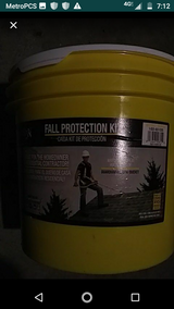 Fall protection kit in Vacaville, California