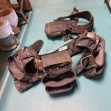 Tool belts in Yucca Valley, California