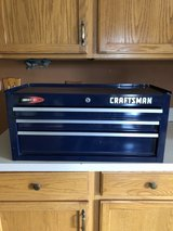 "craftsman middle 3 drawer dimension 12 high by 12"" wide and 26"" long in Bolingbrook, Illinois"