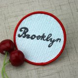 Custom Patches | Brooklyn Custom Embroidered Patches in Batavia, Illinois