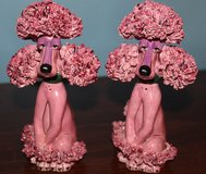 Lynda Corneille Pink Poodle Salt and Pepper in Fort Campbell, Kentucky