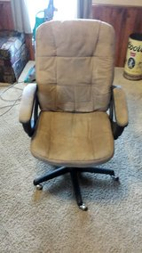 Office chair in Manhattan, Kansas