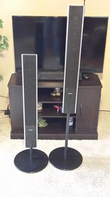 Sony tower speakers in Fort Riley, Kansas