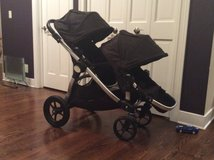 Baby Jogger City Select Double Stroller in Aurora, Illinois