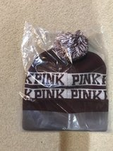Winter hat by pink in Chicago, Illinois