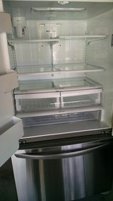 LG French Door Refrigerator in Spring, Texas