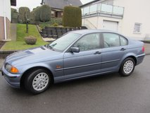 BMW 318  automatic, A/C, brand new certificated POV inspection, Model 1999 in Ramstein, Germany