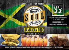 "Sunday Soul Brunch ""Jamaican Food"" in Ramstein, Germany"