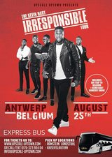 "4 Tickets Left!!! Kevin Hart Irresponsible Tour ""Shuttle Bus"" in Ramstein, Germany"