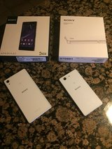 Sony XPERIA Z3 Compact and XPERIA Z2 in Stuttgart, GE