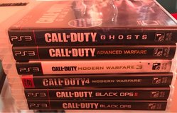 PS3 Call of Duty Games in Ramstein, Germany