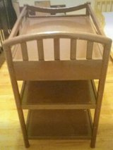 Changing Table With Pad (not shown) in Schaumburg, Illinois