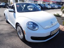 '16 VW Beetle Automatic CONVERTIBLE S in Spangdahlem, Germany