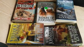 Western Paperback Books in Fort Polk, Louisiana