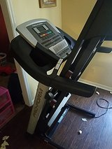 Treadmill, Proform Jillian Michaels ed. in Fort Benning, Georgia
