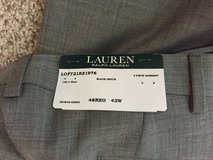 Brand Ralph Lauren dress pants size 48 reg 43 w in Quantico, Virginia
