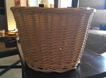 Wicker Bike Basket in Aurora, Illinois